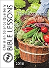 Thanksgiving Bible Lesson 2016
