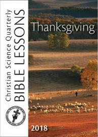 Thanksgiving Bible Lesson 2018